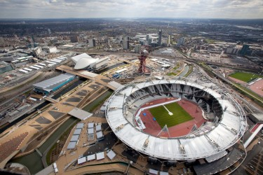 London 2012 Olympic Games Stadium